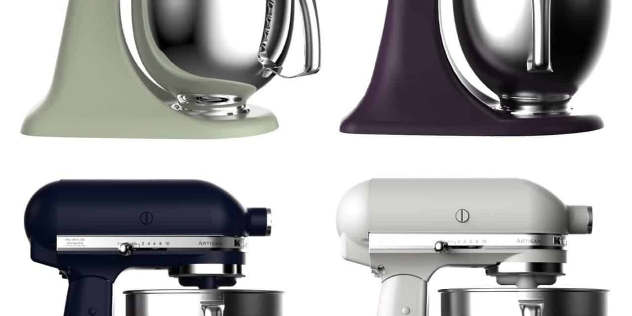 KitchenAid stand mixers: an iconic American product, assembled in the USA