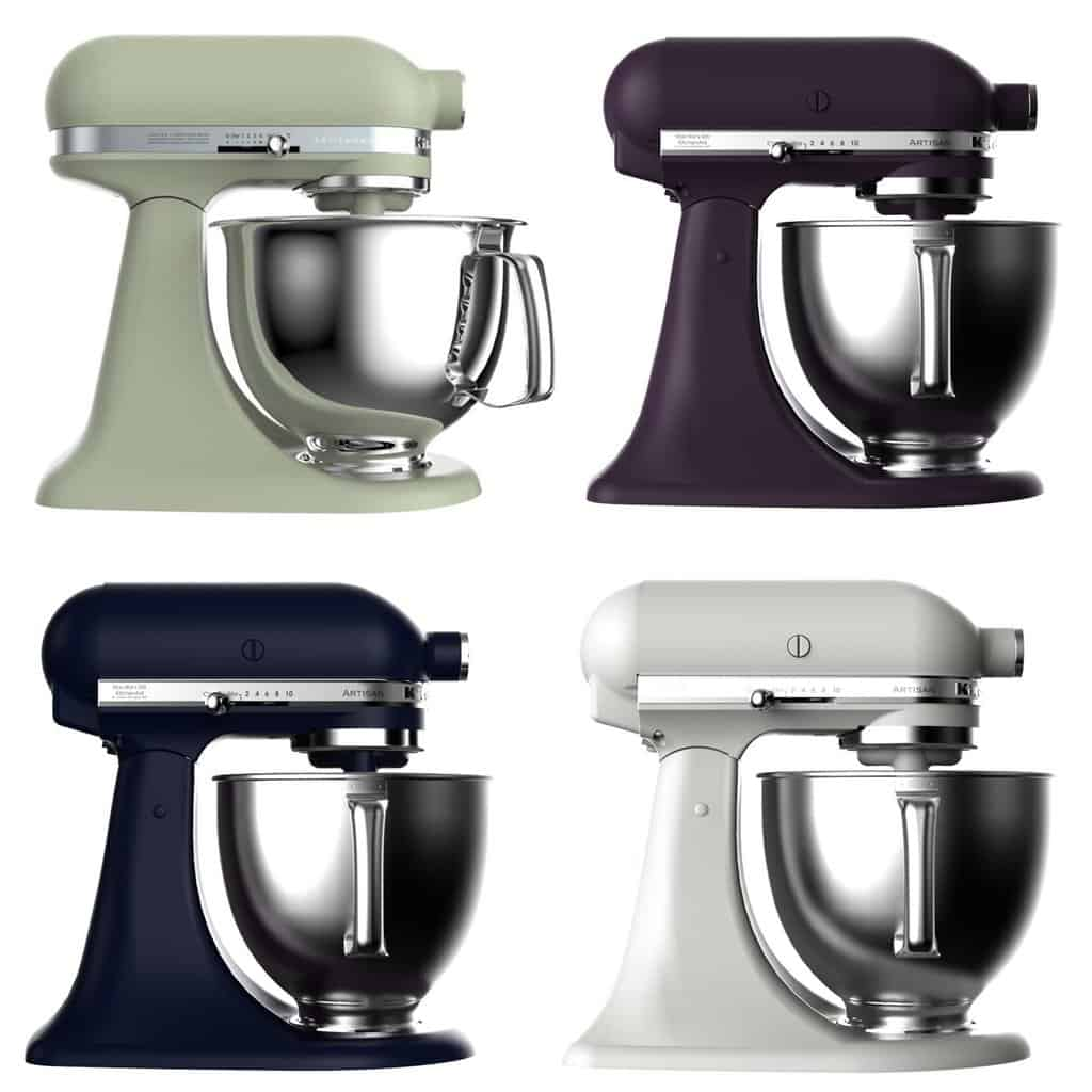 KitchenAid stand mixers: an iconic American product, assembled in ...