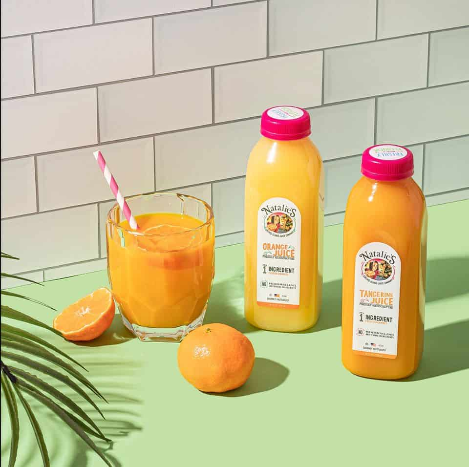 Natalie's Orchid Island Juice Company - Made from American grown citrus