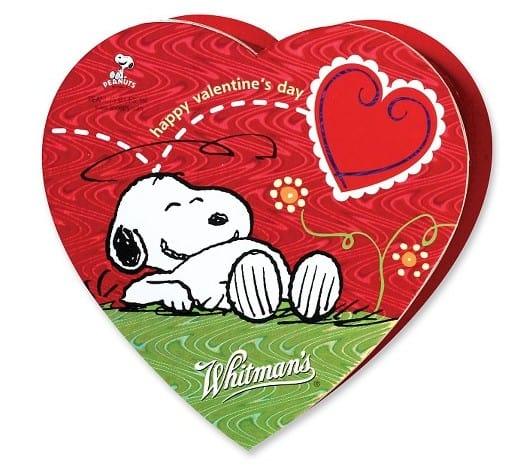Whitman's Valentine candy #usalovelisted #madeinUSA #valentinesDay