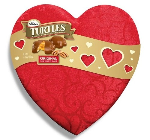 Valentine's Day Candy at Target: DeMet's Turtles #madeinUSA #usalovelisted #ValentinesDay