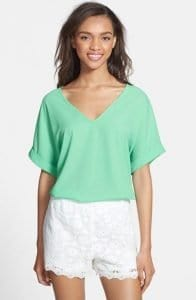 American Made Fashion and Clothing Finds via Nordstrom | LUSH Top Juniors