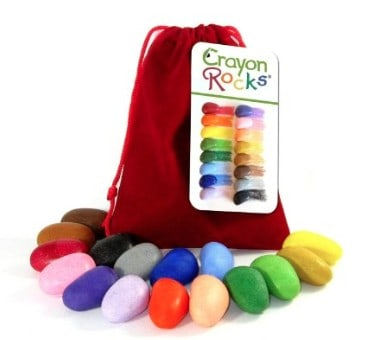 Easter treats for kids: Crayon Rocks #madeinUSA #EasterTreats #usalovelisted