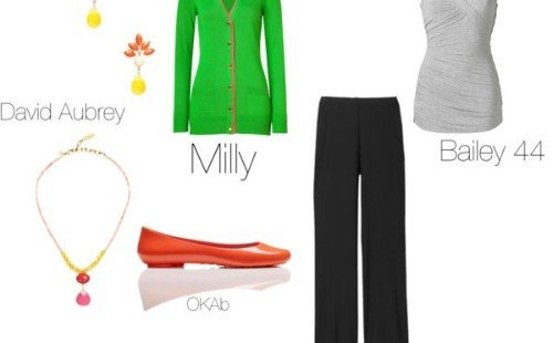 Accessorize with Color and Take Your Wardrobe From Drab to Fab via USALoveList.com