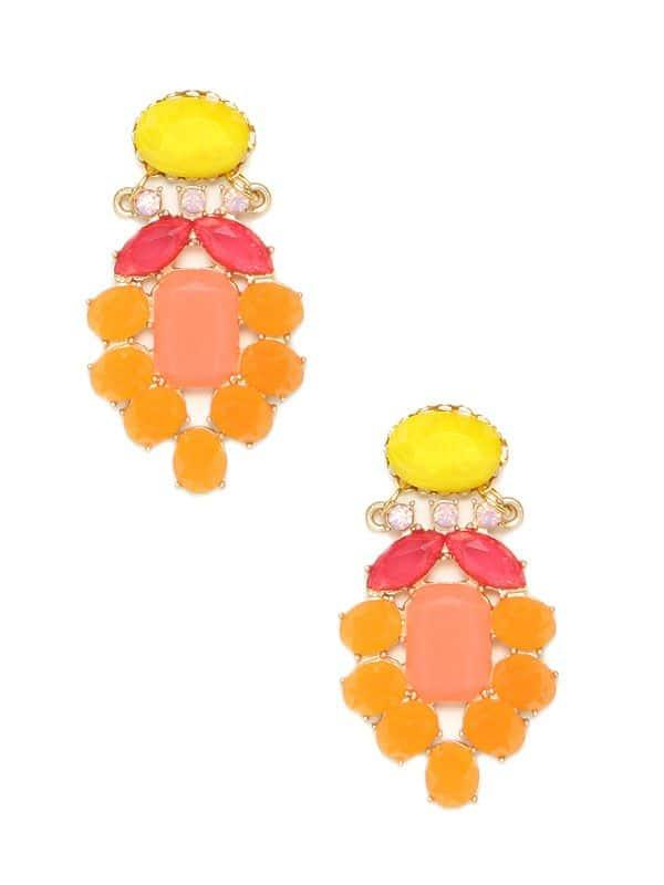 David Aubrey Earrings, Very J.Crewish | #AmericanMade #Jewelry #JCrew