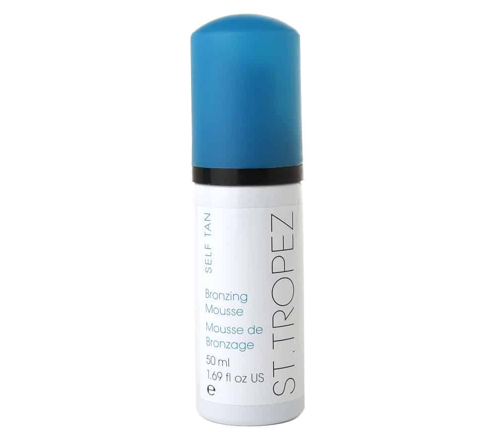 Sunless Tanning Tips: St. Tropez Bronzing Mousse #usalovelisted