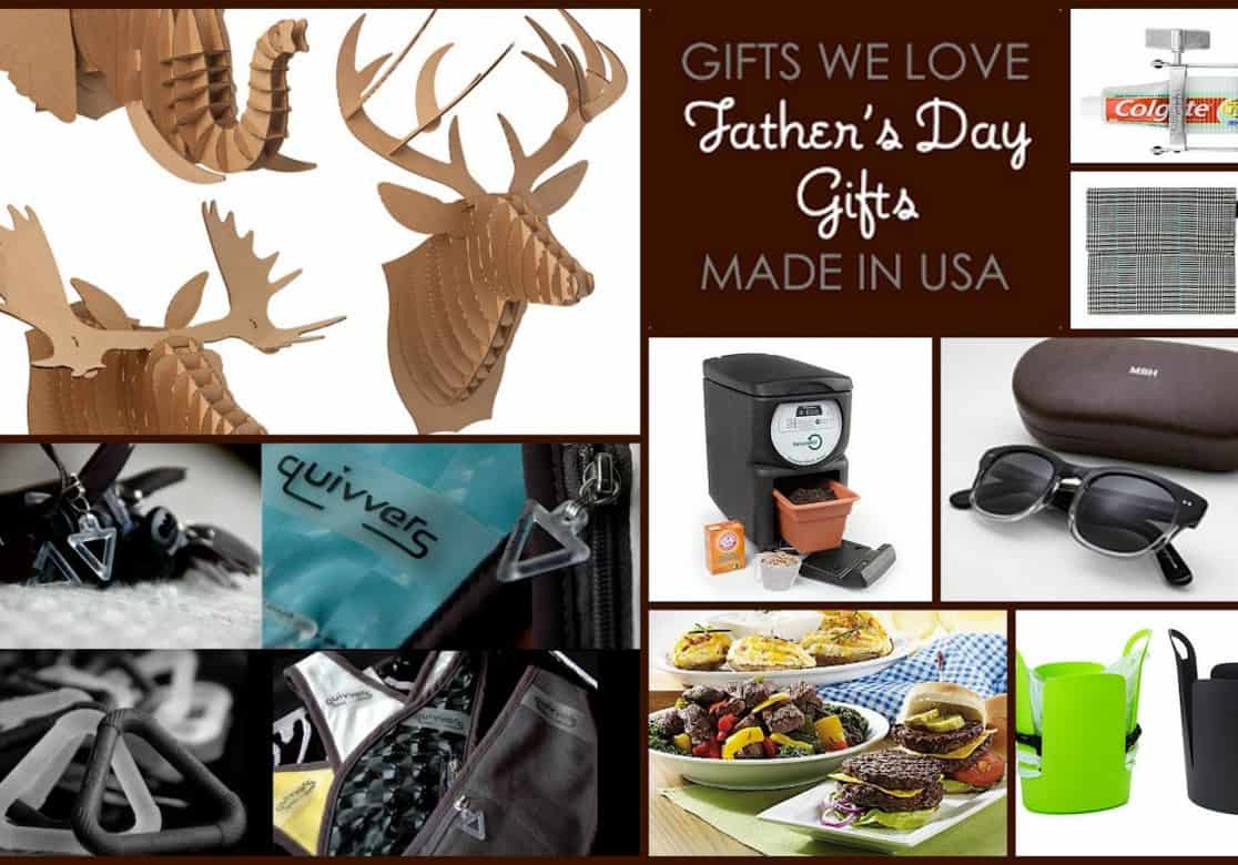 Father's Day Gift Guide: American Made Gifts Dads Will ...