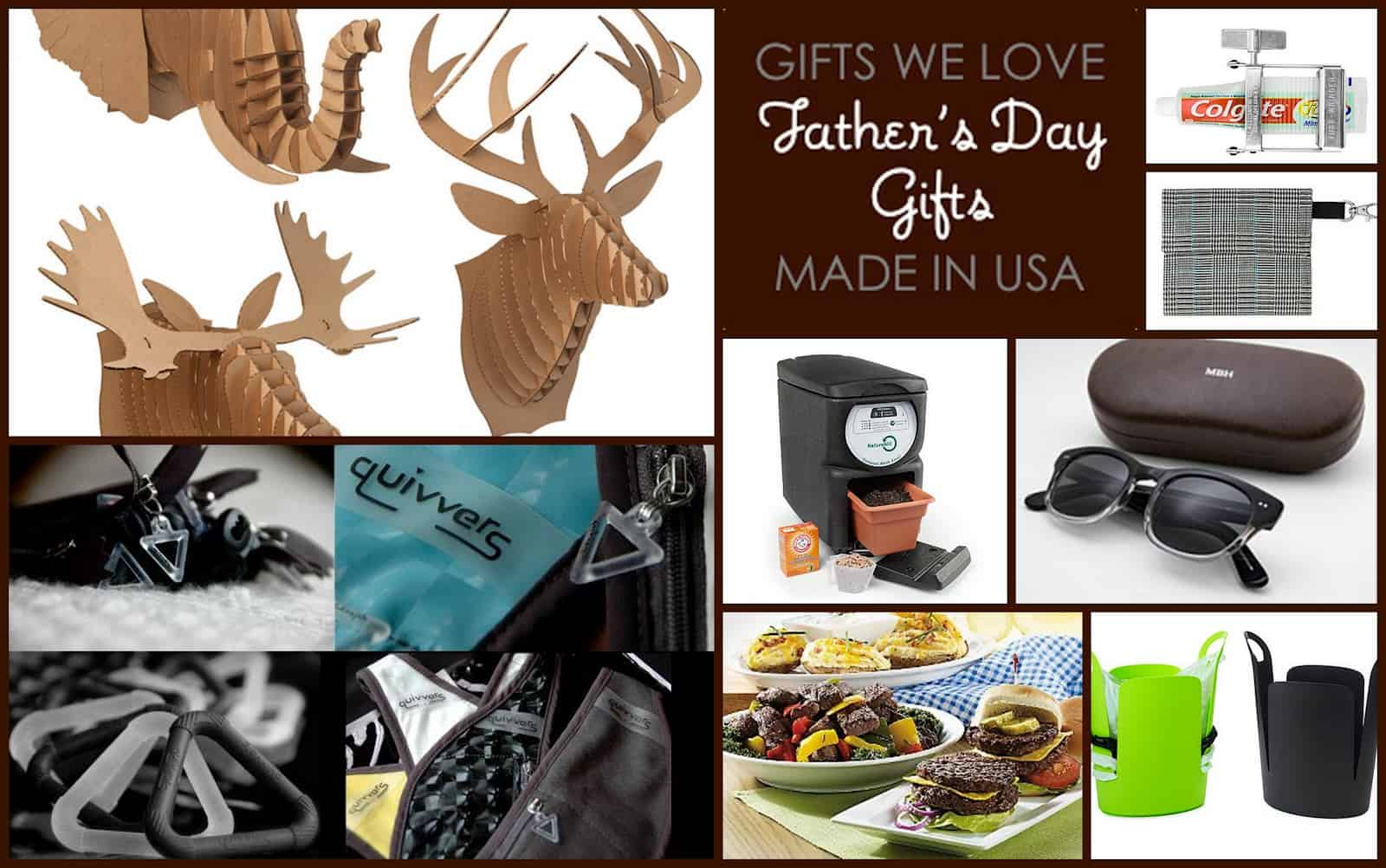 Father's Day Gift Guide: American Made Gifts Dads Will Appreciate