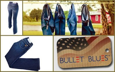 American Made Denim From Bullet Blues