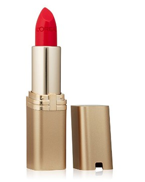 Marilyn Monroe Makeup Tips: L'Oreal red #madeinUSA #lipstick #usalovelisted