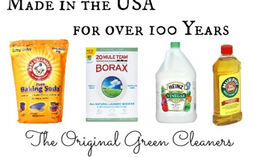 original green cleaners