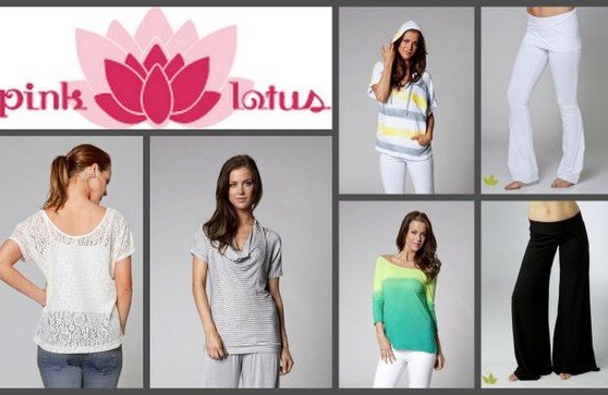 American made yoga wear from Pink Lotus