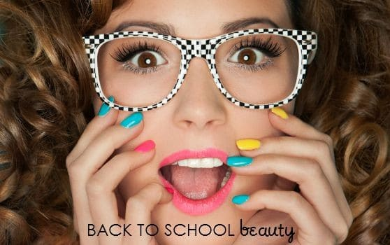 Back to school BEAUTY ESSENTIALS!