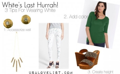 American Made Fashion From Second Base via USALoveList.com