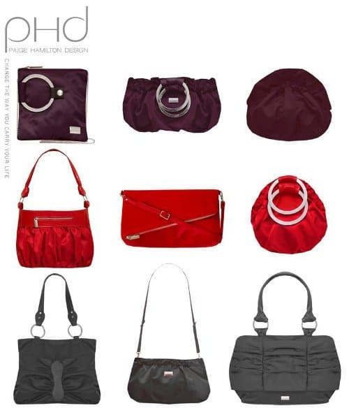 Paige Hamilton Designs Handbags Made in USA {Video Visit}