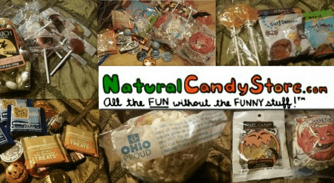 Natural Candy Store: Our New Favorite Online Source for Candy Made in the USA {Review and Giveaway}