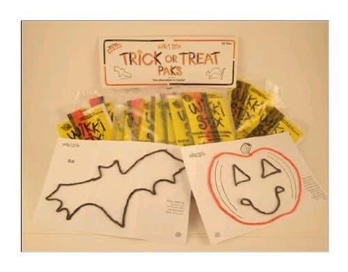 Wikki Stix #madeinUSA Halloween treats