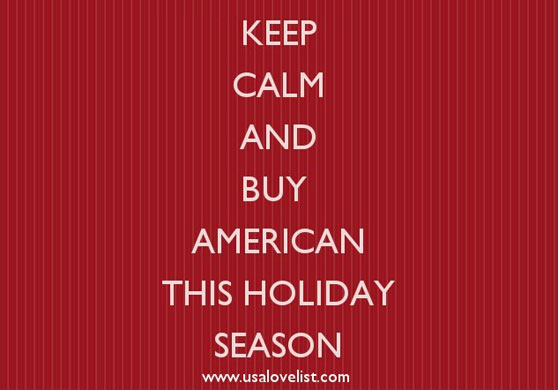 This is The Year for an American-Made Holiday – Gift Guide