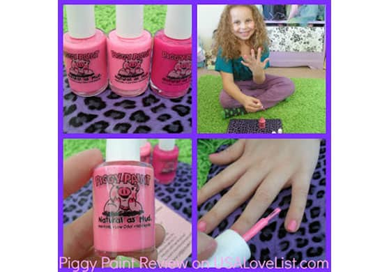 Piggy Paint Proves to be a Perfect Present for Girls  {American Beauty}