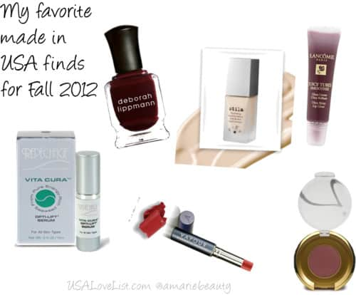 We're Thankful for Our Readers and also for Our Fall Beauty Faves {American Beauty}