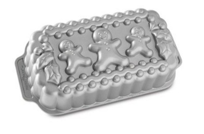 Nordic Ware decorative loaf pans   Made in USA   Christmas baking