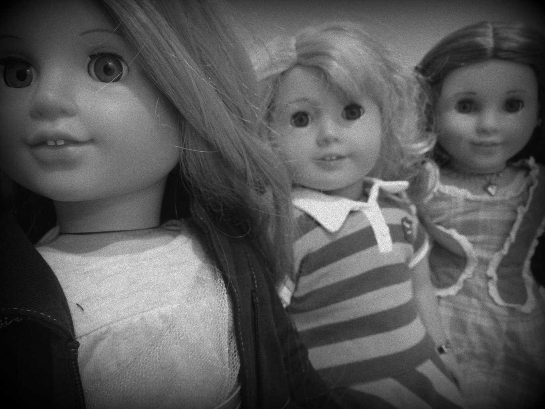 Natural Blue Doll Eyes for 18/'/' Doll American girl Gotz doll Blinking eyes