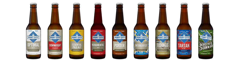 American Made Beer From Port City Brewing in Alexndria, Virginia via USALoveList.com
