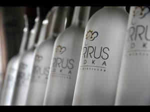 Virginia Made Vodka - Cirrus Vodka via USALoveList.com