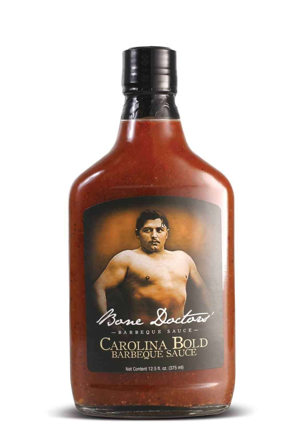 Gluten-Free BBQ Sauce from Bone Doctors' - Carolina Bold Vinegar Based BBQ Sauce