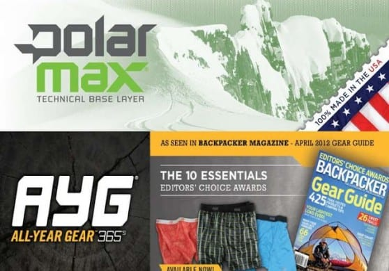Polarmax Made in USA Performance Gear