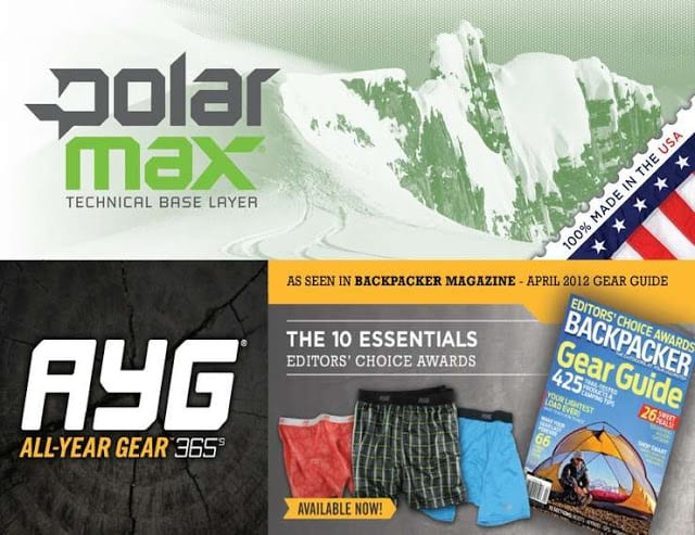 Giveaway: Polarmax Base Layers Keep You Active All Winter! Enter to win!