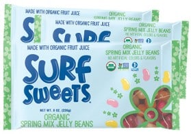 Made In USA Easter Basket Ideas for Kids: Surf Sweets #usalovelisted #easterbasket #easter