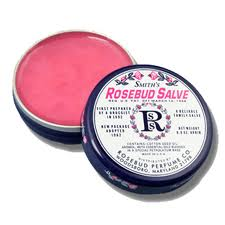 Rosebud Perfume Co. Made in USA Since 1892 ~ Great lip balm + moisturizer!