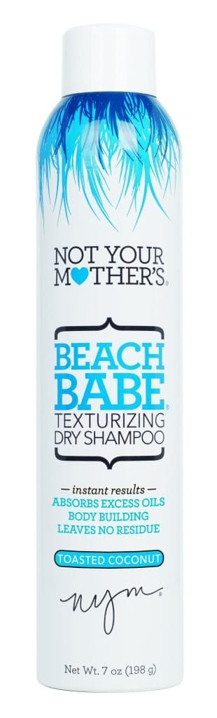 Not Your Mother's - American Made Dry Shampoo - Best for Creating Wavy Hair