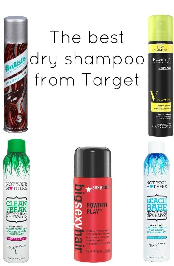 The best American made dry shampoo from Target