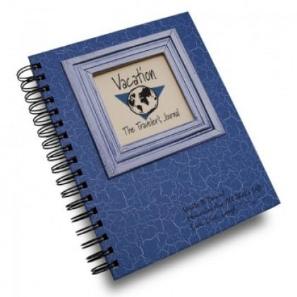 Eco friendly gifts: Journals Unlimited made from recycled paper