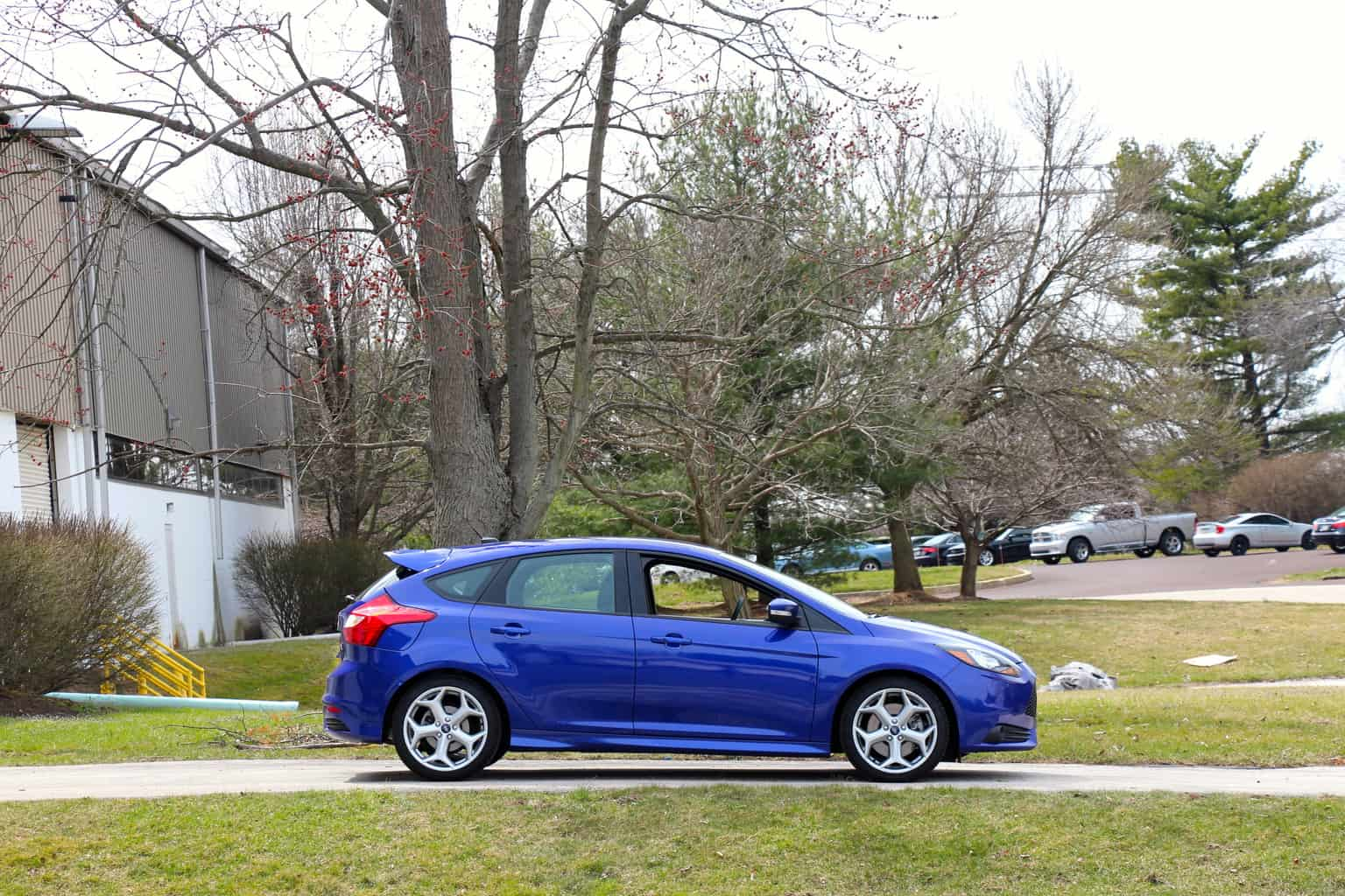 American Auto Reviews: A Sport Compact Car Made in the USA – 2013 Ford Focus ST