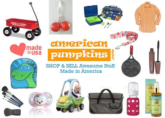 American Pumpkins: A Marketplace With All Things Made in the USA