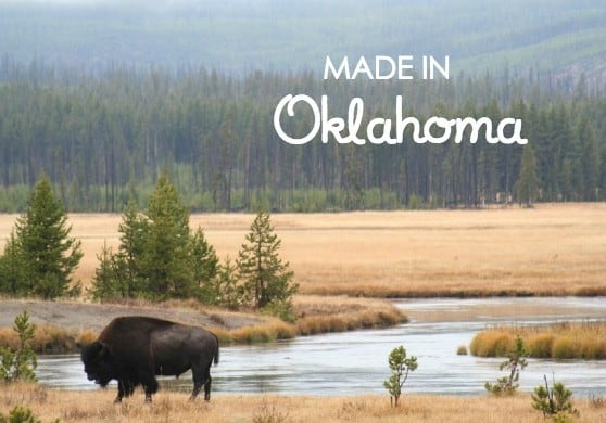 Made in Oklahoma  Made in USA