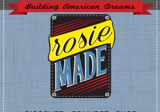 Made in USA Gifts at Rosiemade.com