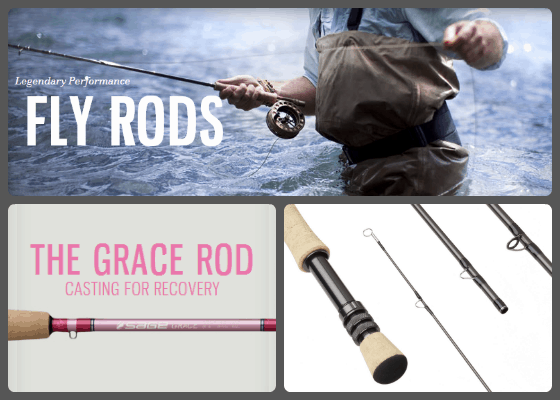 Introducing Sage: Fly Fish with Rods Made in the USA