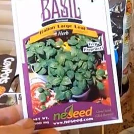 neseed GMO free seeds #madeinUSA