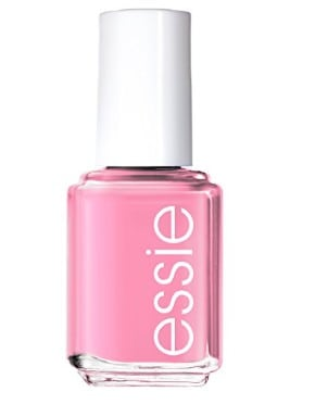 Backseat Besties shade of pink from Essie spring 2017 collection of nail colors