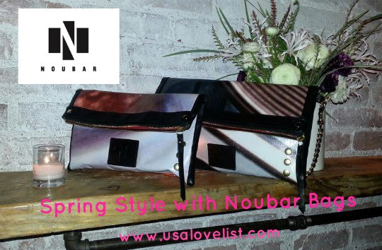 Spring Style With Noubar Bags