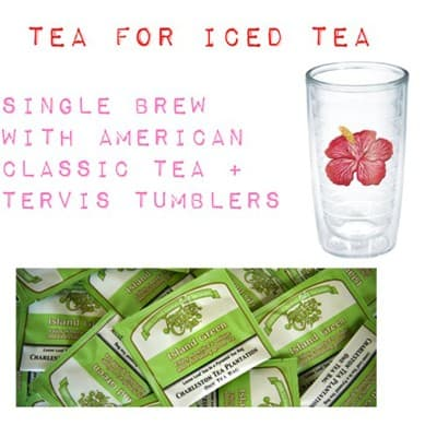 Tea For Iced Tea at USALoveList.com