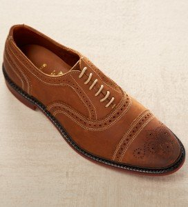 Preppy Style | Allen Edmond shoes and belts
