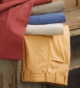 Preppy Style | Bills Khakis | Made in USA