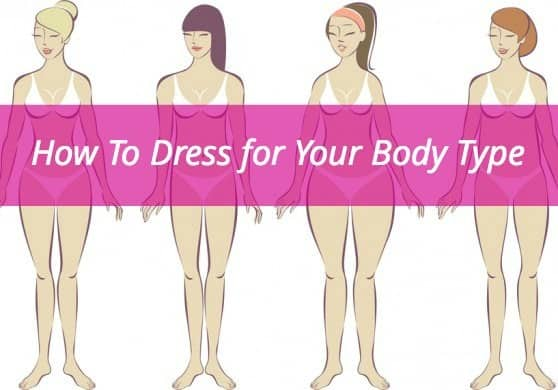 How to Dress for Your Body Type (and the figure flattering American made brands we love) via USAlovelist.com