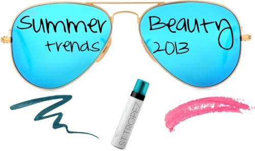 Summer Beauty Trends 2013: Get Glowing Skin with American Made Beauty Products