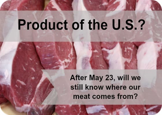 USDA Ordered to Remove Made in USA Label from Meat Products